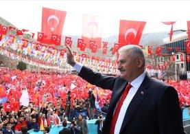 Binali Yıldırım: Kılıçdaroğlu istersen gel muavin ol