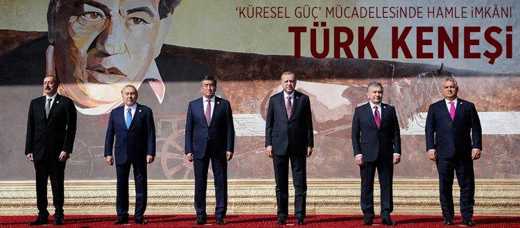 Küresel güç mücadelesinde hamle imkânı: Türk Keneşi