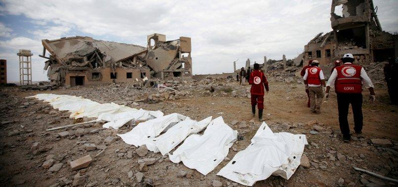 TENS OF THOUSANDS OF CIVILIANS KILLED IN YEMEN