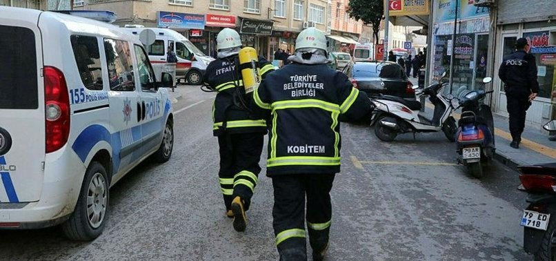 2 TURKISH CIVILIANS HURT IN ROCKET ATTACK FROM SYRIA