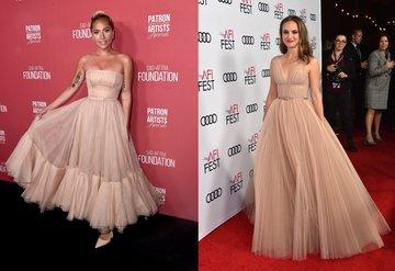 Lady Gaga ve Natalie Portmanın tercihi Dior!