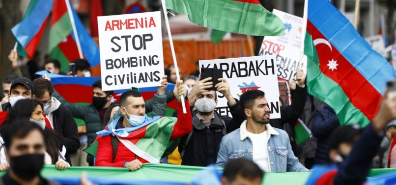 Brain-dead OSCE Minsk Group incapable of finding solution to Karabakh issue: Turkeys parliament speaker