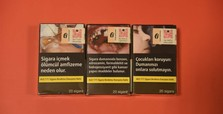 Turkey introduces plain packaging for cigarettes