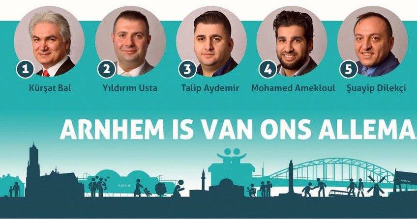 Arnhem'de seçim ittifakı