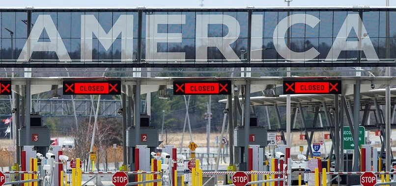 CANADA-U.S. BORDER CLOSED FOR ANOTHER MONTH