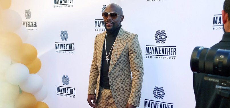 MAYWEATHER SAYS HE IS DONE WITH BRUTAL SPORT OF BOXING