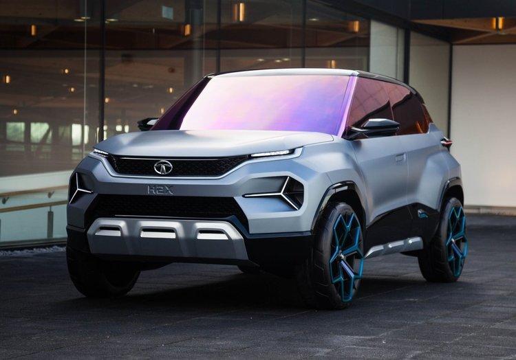 İlk bakış: Tata H2X Concept