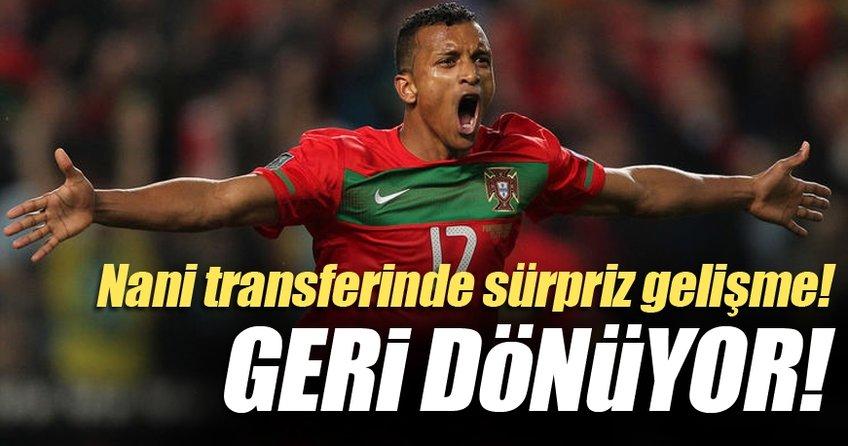 Beşiktaş'ın Nani transferinde flaş gelişme