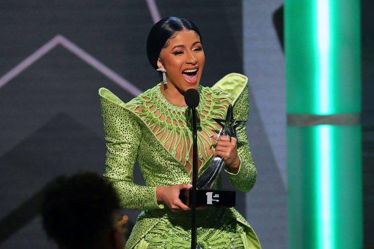 2019 BET Ödülleri kırmızı halısı