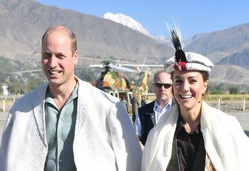 Kate Middleton, 28 yıl sonra Prenses Diana'yla aynı pozu verdi