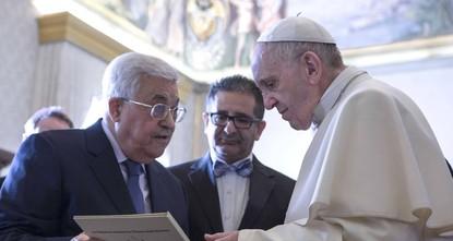 pDie Palästinenser haben seit Samstag eine diplomatische Vertretung im Vatikan. Palästinenserpräsident Mahmud Abbas eröffnete am Morgen die palästinensische Botschaft, die sich in einem Gebäude...