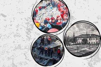 Elazığ ve Malatya'da yaşanan büyük depremler