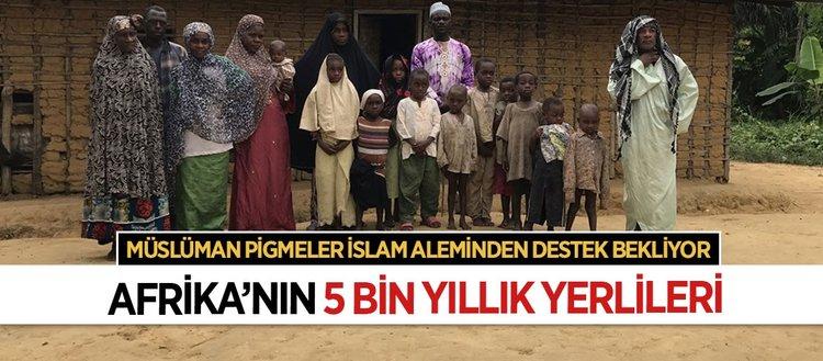 Kamerun'un incileri Müslüman Pigmeler
