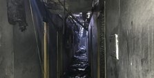 8 killed, 10 injured in hotel fire in Ukraine's Odessa