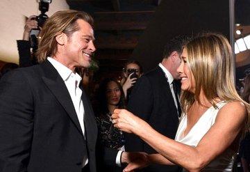 Brad Pitt ile Jennifer Aniston hakkında yeni iddia!