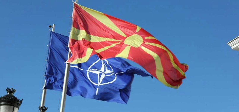 NATO INVITES MACEDONIA TO START MEMBERSHIP TALKS