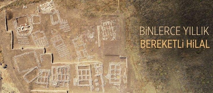 Binlerce yıllık 'Çayönü' açık hava müzesine dönüştürülüyor