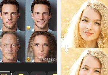 FaceApp fırtınası esiyor. Selfie'lerde yeni dönem!
