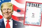 Time'dan Trump'ın başkanlığı sonrası ABD'ye kapak!