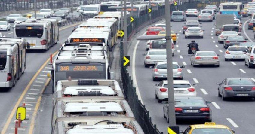 İstanbul'da ücretsiz toplu taşımanın süresi uzatıldı