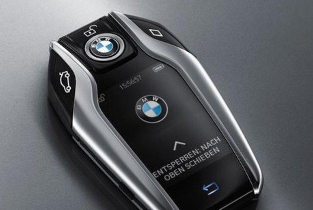 BMW, otomobillerde anahtar dönemini sona erdirebilir