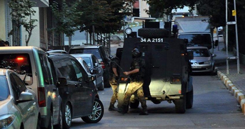 İstanbul'da operasyon: Adli Tıp görevlisi gözaltına alındı