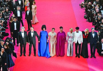 Cannes'da 'Altın Palmiye' sahibini buldu