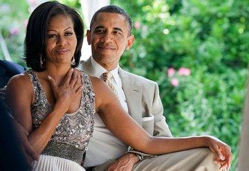 Obama Çifti program sunacak