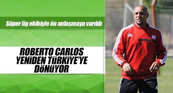 Roberto Carlos tekrar Türkiye'ye dönüyor