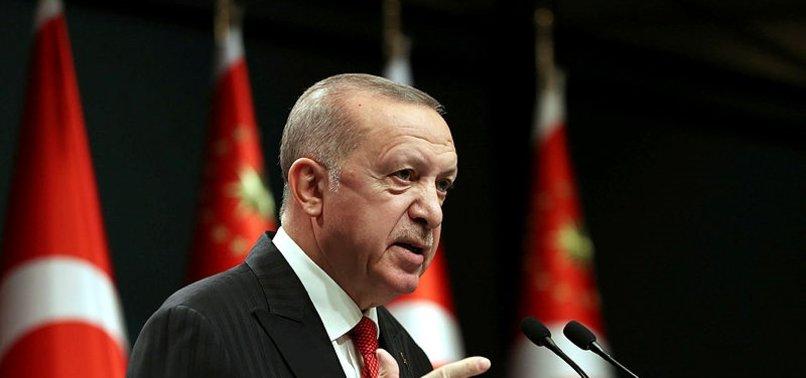 TURKISH PRESIDENT MARKS DEATH ANNIVERSARY OF N. CYPRUS FOUNDER