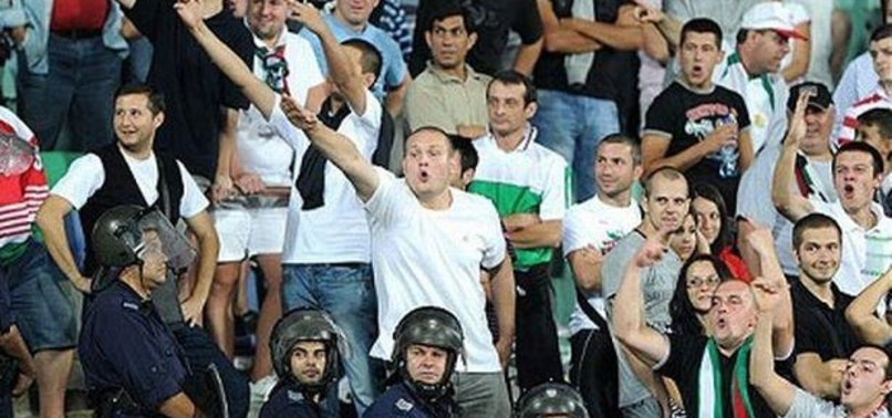 UEFA PUNISHES BULGARIA, ROMANIA FOR FAN RACISM