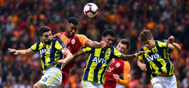 INTERCONTINENTAL DERBY: GALATASARAY, FENERBAHÇE FACE EACH FOR 390TH TIME