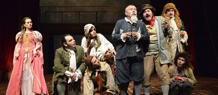Devlet Tiyatroları Bursa'da 'Balkanları' ağırlayacak