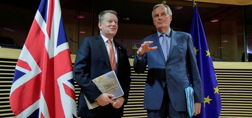 UK, EU SEEK TO AVERT SAUSAGE WAR IN POST-BREXIT TALKS