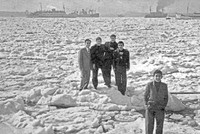 Coldest winter outbreaks of Istanbul in history