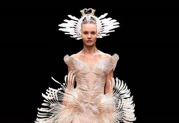 Iris Van Herpen Couture İlkbahar/Yaz 2021