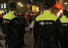 Faşist Hollanda'dan PKK'ya izin!