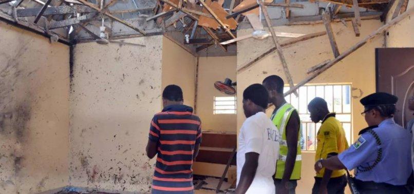 GUNMEN ATTACKS MOSQUE KILLS 5, KIDNAPS 40 IN NIGERIA