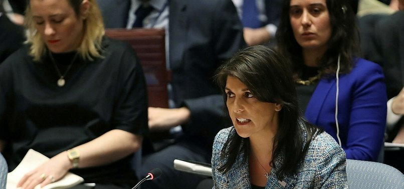 US THREATENS TO ACT IN SYRIA AS IT PUSHES NEW UN CEASEFIRE