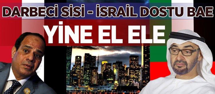 Mısır Cumhurbaşkanı Sisi BAE'de