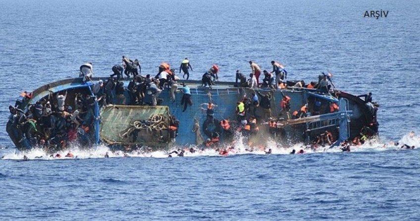 Mısır'da göçmen faciası: Tam 600 kişi!