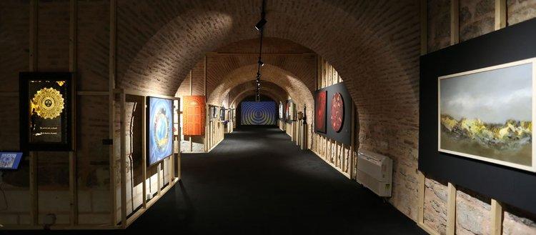 'Fecr' 22 ülkeden 99 sanatçıyı buluşturdu