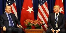 Erdoğan, Trump to talk over phone, FM Çavuşoğlu says