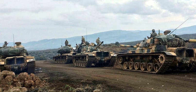 3,195TERRORISTSNEUTRALIZED IN SYRIAS AFRIN SINCE LAUNCH OF OPERATION OLIVE BRANCH, TURKISH MILITARY REPORTS