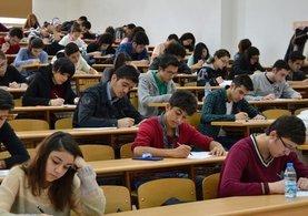 Yeni sınav için tarih belli oldu