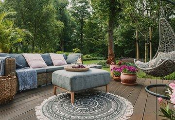 Bahçe ve teraslarda yaz trendleri