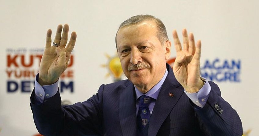 Doğu'da Erdoğan'a büyük destek yüzde 61