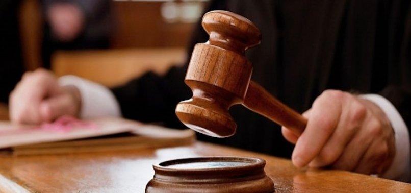 TURKISH COURT SLAPS 65 EX-SOLDIERS WITH LIFE SENTENCES