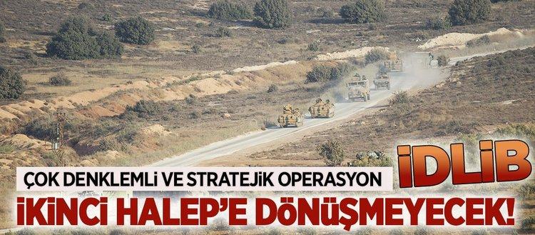 Çok denklemli ve stratejik operasyon