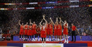 Spain beats Argentina to win Basketball World Cup